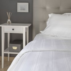 Flat Sheet Cotton 300 Thread Count Heathcote