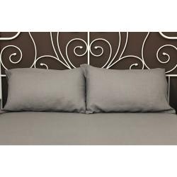 Pillowcase Classic Linen Atlanta Grey