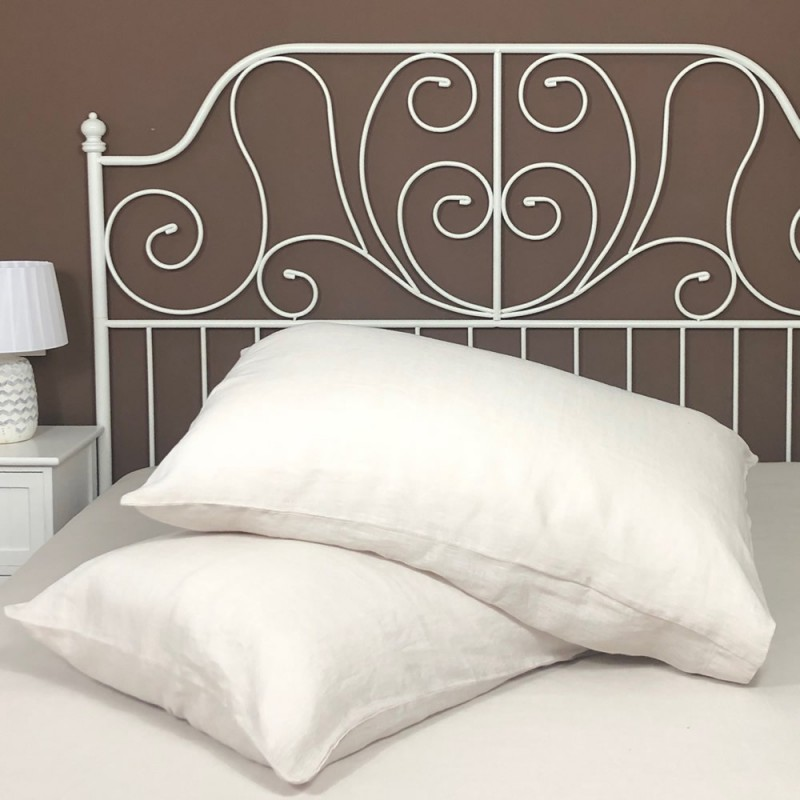 Pillowcase Classic Linen Atlanta Cream