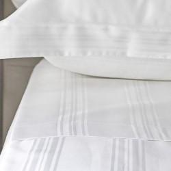 Flat Sheet Cotton 300 Thread Count Heathcote