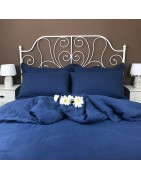Colourful bed linen. Colours Atlanta luxury bedding